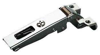 Häfele Topfscharnier Duomatic Push 105° für schmale Aluminiumrahmen von 17 bis 24 mm