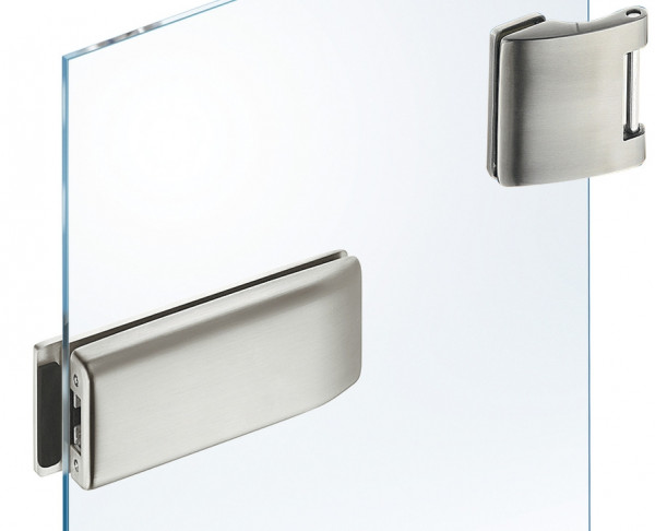 JUVA Glastür-Gegenkasten-Garnitur GHR 203 für Drehtüren im Wohnbereich