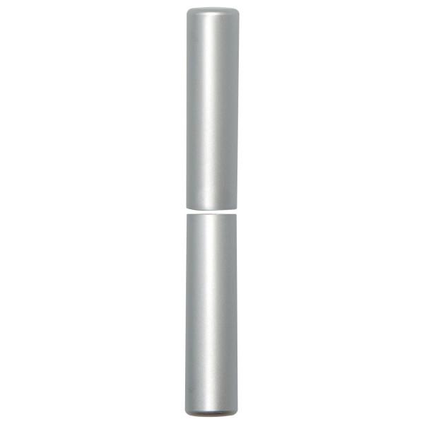 SFS Intec 1 Paar Aufsteckhülsen 3-DIM Band 20 mm Bandhöhe 112 mm flachrund Aluminium verschiedene Ob