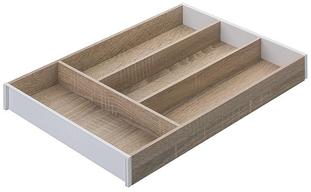 BLUM Besteckeinsatz AMBIA LINE Holzdesign für Blum Legrabox Höhe M und K