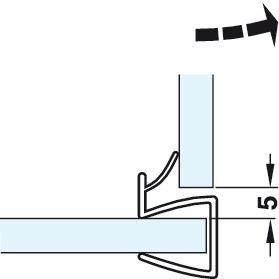 Glastuerdichtung-Aquasys-montieren