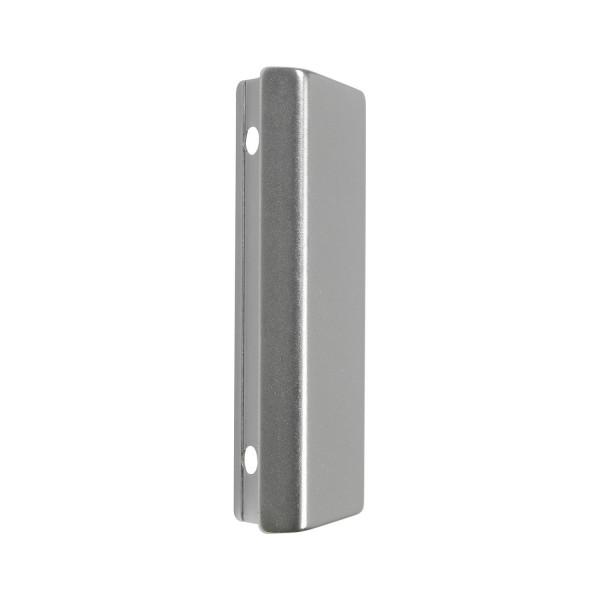 MACO Balkontürgriff - Muschel außen 72x17 mm Aluminium