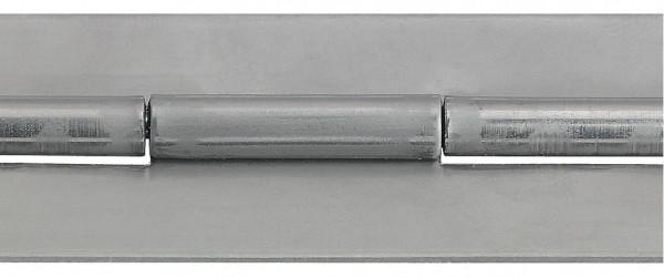 Häfele Stangenscharnier aus Edelstahl V2A 1.4301 ungelocht