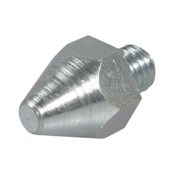 Tür-Aushängesicherung Ø 14 mm Stahl verzinkt