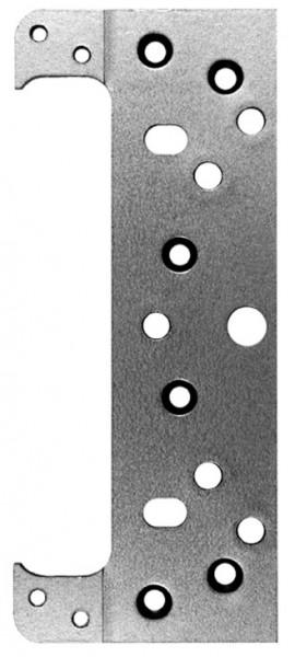 PIVOTA DX Befestigungsplatte für verdeckt liegende PIVOTA-Türbänder