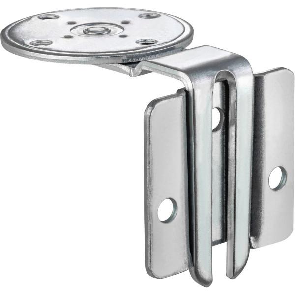 Blendenverbinder TAVO 90° aus Stahl trennbar