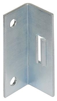 Häfele Rückwandhalter H3512 zum Schrauben Stahl verzinkt