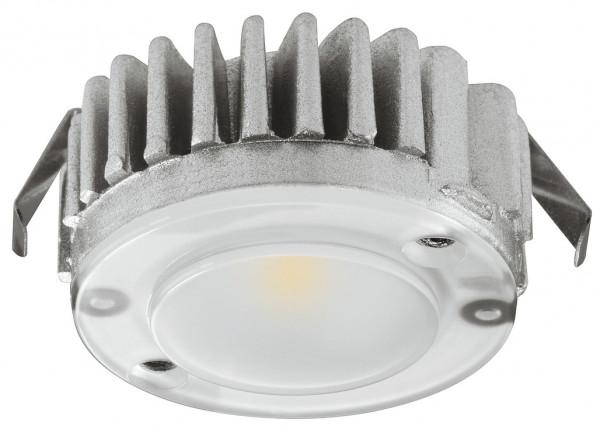 Häfele Ein- /Unterbauleuchte 12 V modular LED 2040 – Loox Aluminium