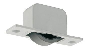 Häfele Einlass-Möbelrolle H4814 Kastenrolle zum Schrauben