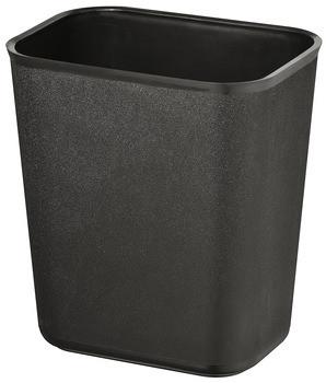 Häfele Standabfallsammler 6 Liter Kunststoff schwarz