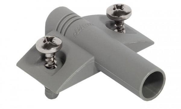 Blum Kreuzadapterplatte für Türdämpfer Blumotion mit vormontierten Spezialschrauben und Spreizdübeln