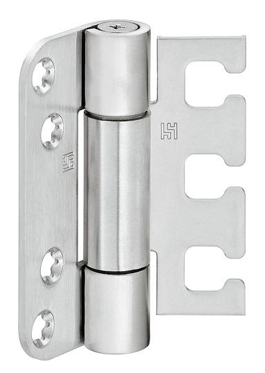 Simonswerk Objekttürband VX 7728/100 - Türband für Aufnahmeelement VX - für gefälzte Türen 20mm