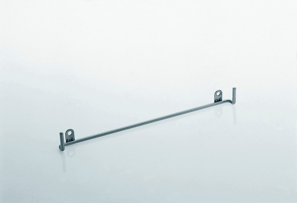Kesseböhmer Trägerleiste Standard für Wäschekorb Stahl weiß