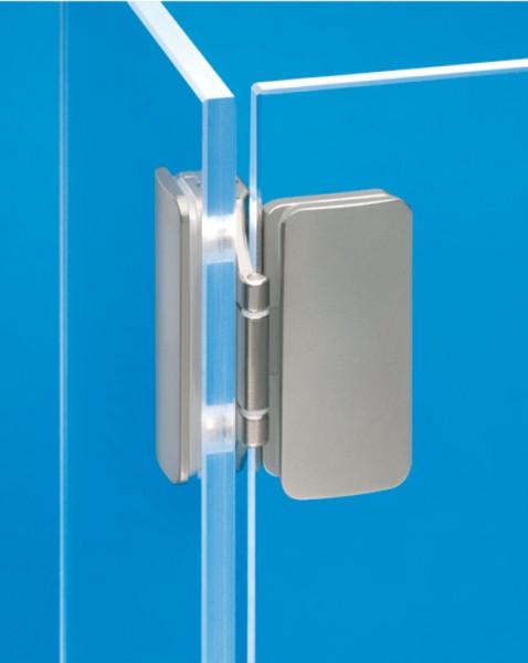 Häfele Glastürscharnier H1421 für Ganzglaskonstruktionen einliegend