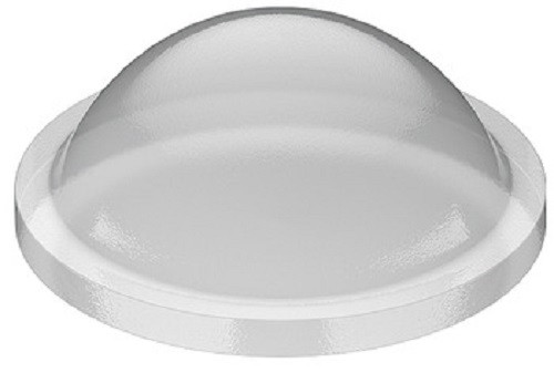 Häfele Anschlagpuffer selbstklebend Ø 10 mm Kunststoff transparent