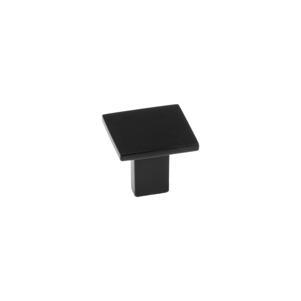 Schrankknopf Design Möbelknopf Edelstahl gebürstet Türknöpfe Kastenknopf VERA