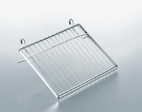 Kesseböhmer Kochbuchablage Linero zum Einhängen in Relingrohr Stahl