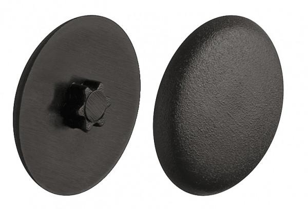 Häfele Abdeckkappe IS20 für TORX Spannplattenschrauben mit Innenstern