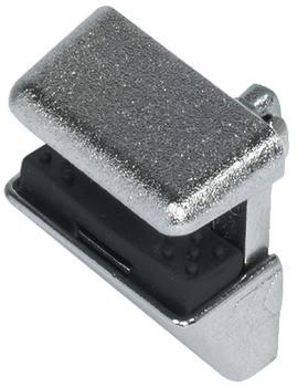 Häfele Bodenträger H3139 für Glasböden Ø 5 mm