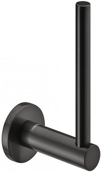 Häfele Reserve-Papierrollenhalter H4060 Messing graphit-schwarz rund