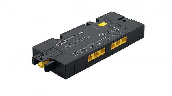 LOOX5 6-Fach-Verteiler 12V mit Schalteranschluss