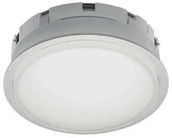 Einbauleuchte 230 V rund Einbauspot Hochvolt-LED 1815 mit Miniatur-Stecksystem