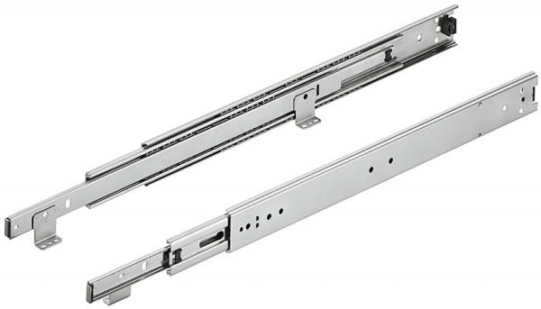 Accuride Schubladenschiene Vollauszug 3301-60 Tragkraft bis 60 kg Stahl aufliegende Montage