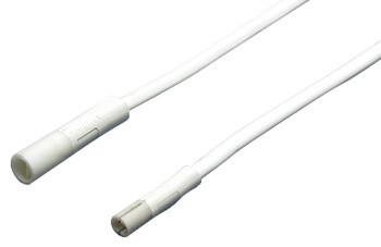 Verlängerungsleitung 230 V Miniatur-Stecksystem Länge 500-2000 mm