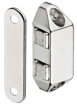 Häfele Magnetschnapper H6026 Haftkraft 4 kg zum Schrauben hitzebeständig