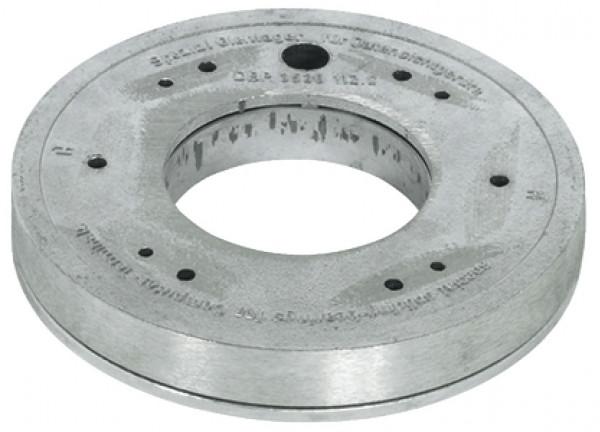 Häfele Drehbeschlag 350° drehbar Tragkraft 100 kg