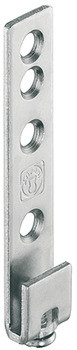 Häfele Schrankaufhänger H10323 für Oberschrank Aufhänger Stahl verzinkt zum Schrauben