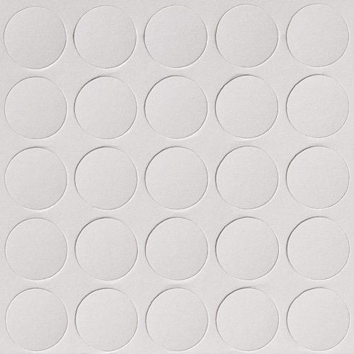 Schrauben uvm Loch /& Schrauben-Abdeckungen rund Lochabdeckungen Kunststoff f/ür Bohrl/öcher Gedotec Abdeckkappen selbstklebend Capfix /überstreichbar Kappe wei/ßaluminium silber /Ø 13 mm   20 St/ück