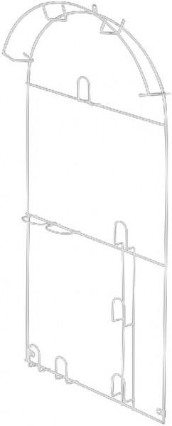 Häfele Schlauch- Kabel- und Gerätezubehörhalter Stahl