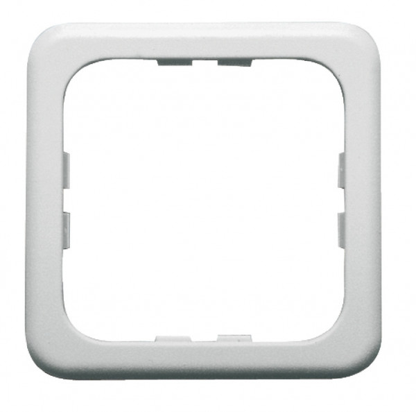 Häfele Abdeckrahmen 1-3-fach Modul Serie 10.000 Kunststoff