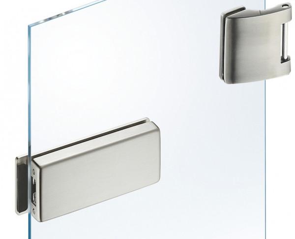 JUVA Glastür-Gegenkasten-Garnitur GHR 403 für Drehtüren im Wohnbereich