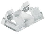 Häfele Verbindungsclip H3701 für Lichtgitter Kunststoff DIN 5035