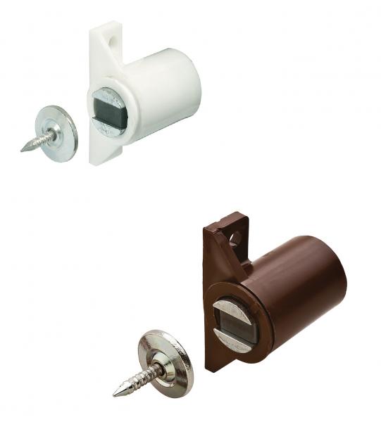 Häfele Magnetschnapper H6003 Haftkraft 3 - 4 kg zum Schrauben rund