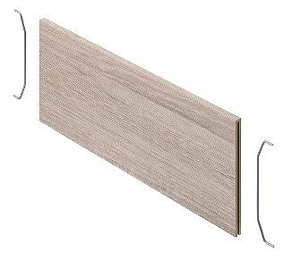 BLUM Querteiler AMBIA LINE für Rahmen Holzdesign zum Einschieben ZC7Q0U(P)0FH