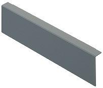 BLUM Adapter AMBIA LINE zur Anbindung des Rahmens an Holzrückwände Höhe M und K ZC7A0U0M(K)