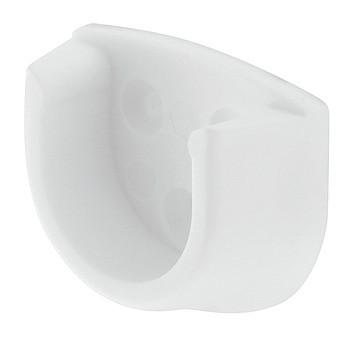 Häfele Schrankrohrlager Ø 20 mm zum Schrauben an die Seitenwand