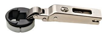 Häfele Topfscharnier Duomatic 94° für Glastüren zum Schrauben Glastürscharnier