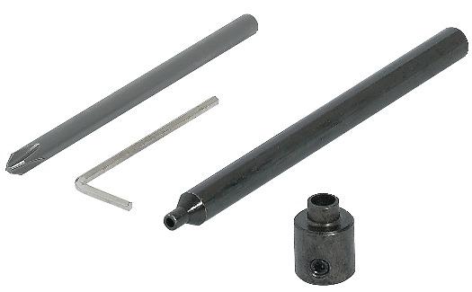 Blum Werkzeugsatz für Schubkasten Bohrlehre T 65.9000