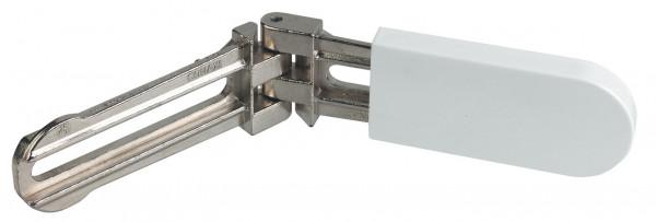 Häfele Gelenkverbinder Conaxi Abdeckkappe weiß oder schwarz