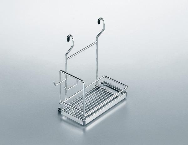 Kesseböhmer Mixerhalter Linero zum Einhängen in Relingrohr Stahl