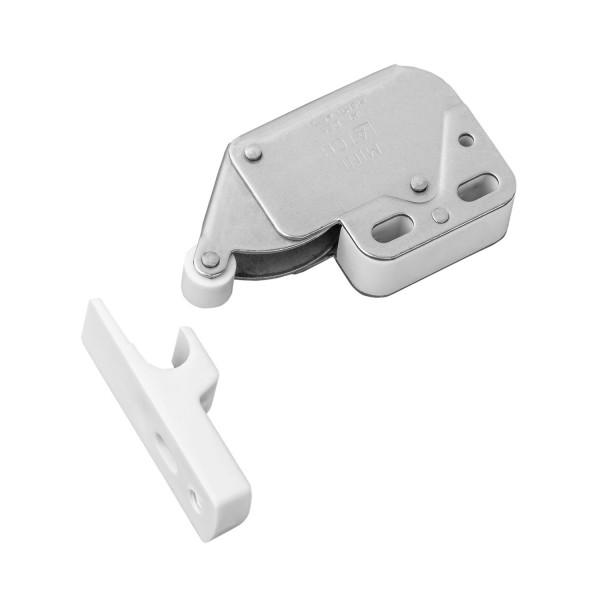 Häfele Federschnapp-Verschluss Mini-Latch zum Schrauben Druckschnäpper