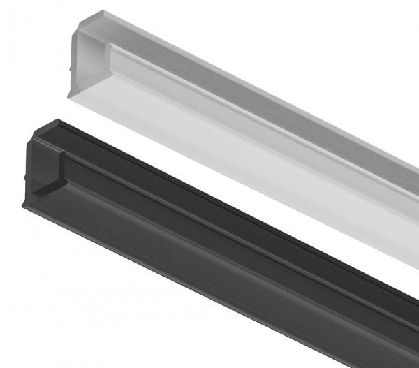 LOOX5 LED-Einbauprofil 1102 aus Kunststoff Innenbreite 5 mm