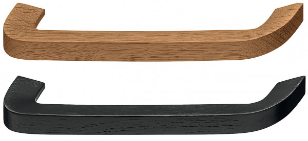 Möbelgriff EPOCH aus Holz, BA 160 - 224mm