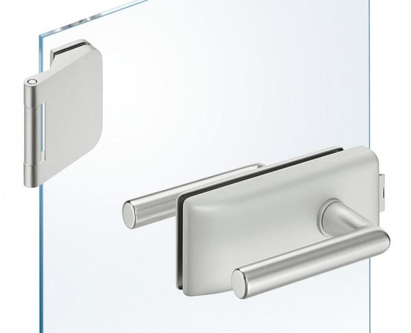 JUVA Glastür-Garnitur GHR 203 für Drehtüren im Wohnbereich