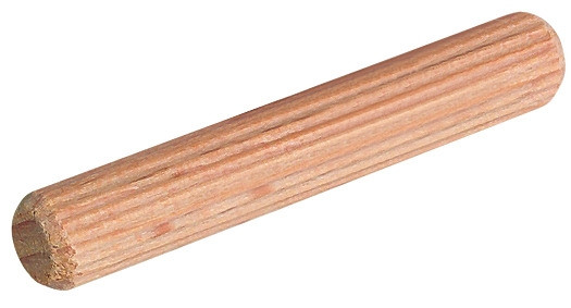 Häfele 100 Stück Holzdübel Buche Korpusverbinder viele Größen