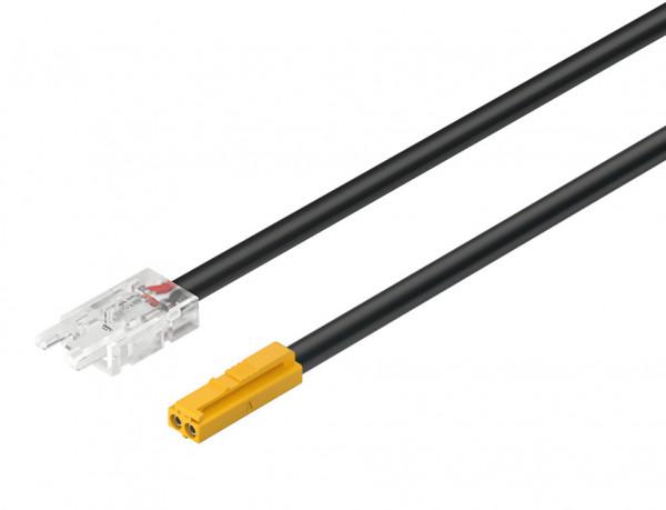 LOOX5 Zuleitung für LED Band 12V 8 mm monochrom 2000 mm